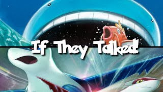 IF POKÉMON TALKED: More Quotes for TCG — Team Up!