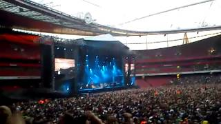 Stray Heart - Green Day live @ The  Emirates