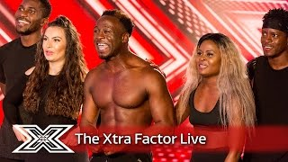 Valentine hopes to capture the Judges' hearts | The Xtra Factor Live 2016