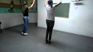 coreografia Flash Mob IIGD - Sede - POA