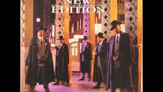 New Edition-Can You Stand The Rain (Instrumental 45 Transfer)