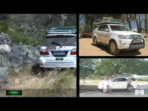 Toyota Fortuner Epic for African Heritage Epic