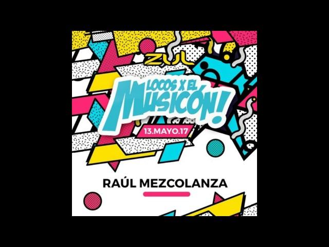 Audio de un set de Raul Mezcolanza