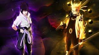 Naruto & Sasuke vs Madara - Bloody Heart