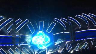 Alesso If I Lose Myself Live @Ultra Music Festival 2017