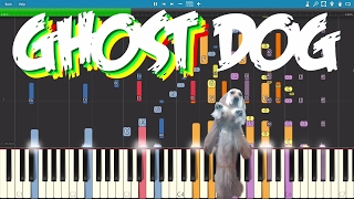 IMPOSSIBLE REMIX - Ghost Dog - Markiplier - Piano Cover