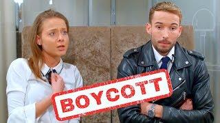 Max et Anastassia: Boycottage ?