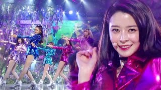 《Comeback Special》 HELLOVENUS (헬로비너스) - Mysterious @인기가요 Inkigayo 20170115