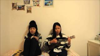 Tamia - Officially Missing You - Ukulele ( PPLai feat. 李阿彥 covered)