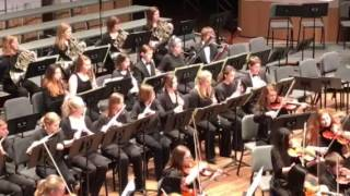 Gtcys Concert Orchestra, 4/22/2017 Variations on a Shaker Melody by Aaron Copeland