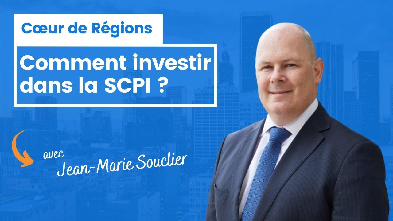 Comment investir dans Cœur de Régions ?