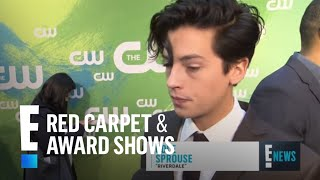 "How Cole Sprouse Prepped for ""Riverdale"" Role 