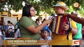 LUIS MIGUEL FUENTES FINALISTA EN EL CUNA DE ACORDEONES DE VILLANUEVA