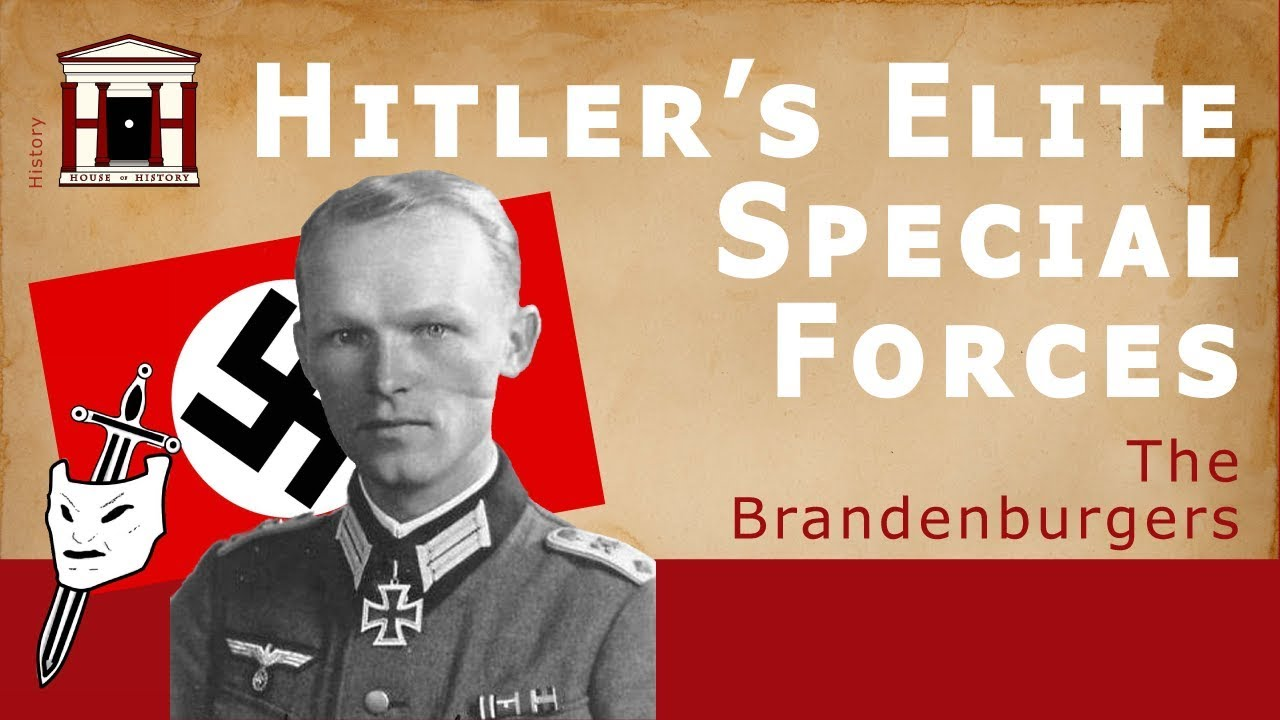 Hitler's Elite Special Forces | The Brandenburgers (WW2)
