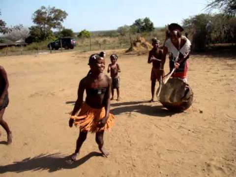Zulu Dance in South Africa