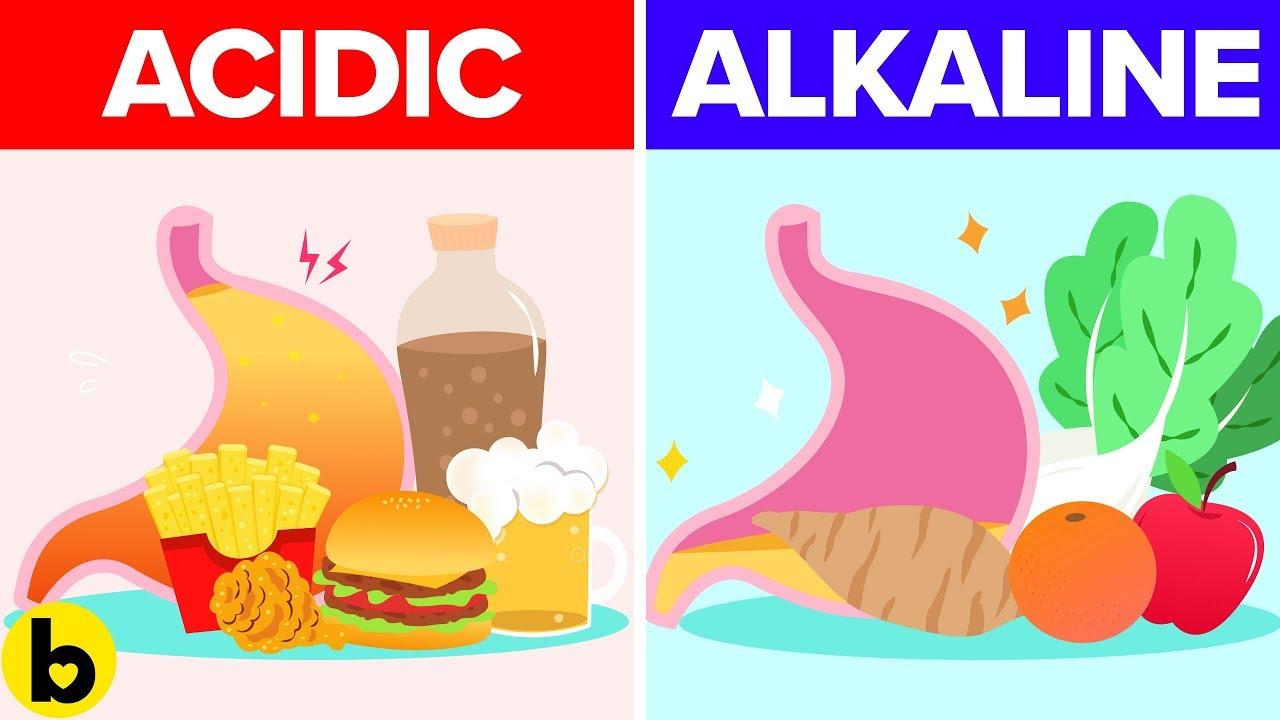 8 purported Health benefits of the Alkaline Diet
