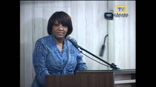 Video de Linda Mara Falando da importancia do Jovem Pela Paz Campos dos Goytacazes -RJ