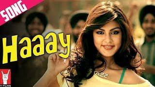 Haaay! Song | Mere Dad Ki Maruti | Rhea Chakraborty | Panjabi MC feat. Manak-E