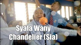 Syafa Wany - Chandelier (Cover Sia)