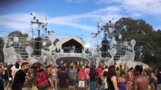 Astrix - Deep Vibrations LIVE @ Earthcore 2014
