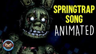"【SFM】 FNAF SPRINGTRAP SONG ""Just an Attraction"""
