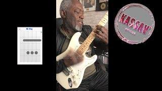 ZOUK - KASSAV'-GUITAR LESSON  By JACOB DESVARIEUX - Mwen Alé