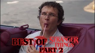Stranger Things S3 - Funniest Moments / Scenes - Part 2 | Humor