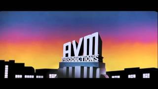AVM Productions  - 70th Anniversary Logo