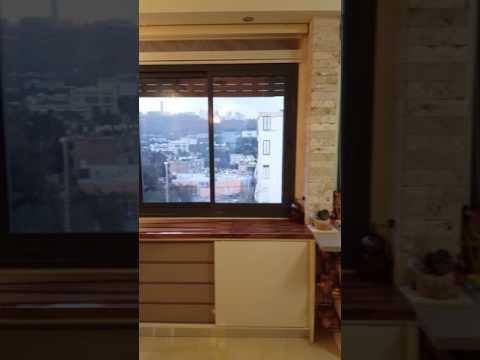 סרטון: השראה למטבח - עיטור סחלב  ומזנון לסלון המגורים