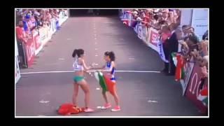 Sara de Ouro e Jessica de Bronze o orgulho de Portugal