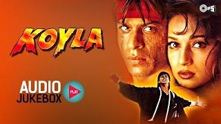 Koyla Jukebox - Full Album Songs   Shahrukh Khan, Madhuri Dixit, Rajesh Roshan width=