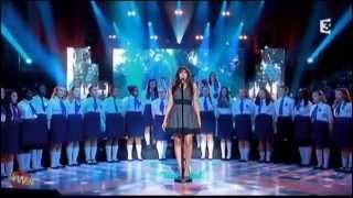 "Nolwenn Leroy chante ""La ballade Nord-Irlandaise"" dans 300 choeurs pour + de vie"