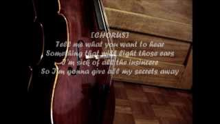 OneRepublic- Secrets Lyrics (Acoustic Live)