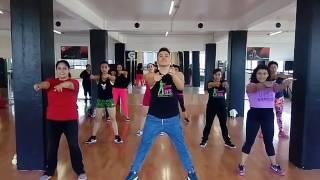 Todos me miran Gloria Trevi coreografía Dance Alive by Alejo Villarreal