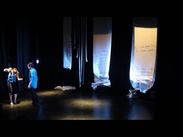 Vídeo de una actuación en la Sala Expresa.