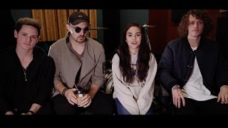 Maggie Lindemann x Cheat Codes x CADE in Studio [Pretty Girl Remix]