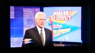 Alex Trebek calls out Sean Connery