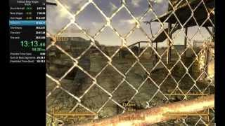 Fallout: New Vegas Speedrun RTA Any% 22:58 [25:11]
