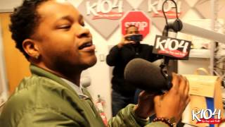 BJ The Chicago Kid Freestyle With Bay Bay