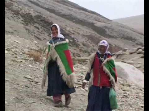 The Khampa Nomads of the Himalayas