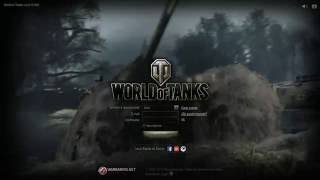 World Of tanks New Menu  9.15 (Nuevo Menu)