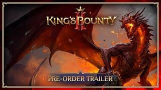 King\'s Bounty II special editions, pre-order bonuses announced