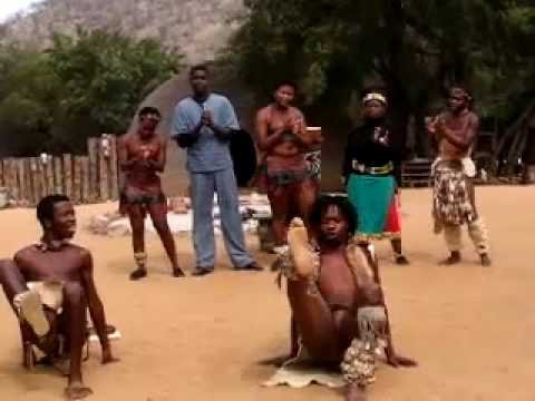2005 – South Africa Village Dance