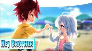 ♕Nightcore♕ ➜「Hey Brother」(Switching Vocals) ||Thanks For 1K Subs!||