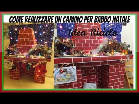 Come realizzare un finto caminetto natalizio con vecchi for Caminetto finto natale