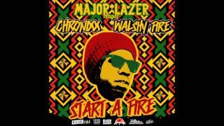 Chronixx   Start A Fyah Mixtape   19 DI YOUTH DEM MAJOR LAZER)