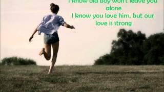 Guerilla Black x Mario Winans - You're The One (Lyrics Video) (HQ)