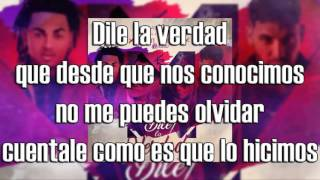 Ozuna Ft Kanti y Riko & Jay Maly - Dile La Verdad (LETRA) (ESTRENO 2017) (Reggaeton 2017)