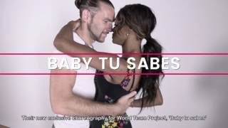 World Team Project - Isabelle and Felicien Kizomba - Baby Tu Sabes (2nd season)