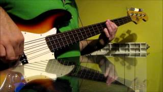 Pet Shop Boys - Always on My Mind Bass Cover